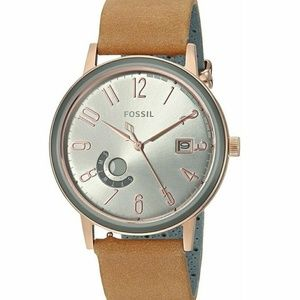 FOSSIL VINTAGE ROSE GOLD WOMENS 0359